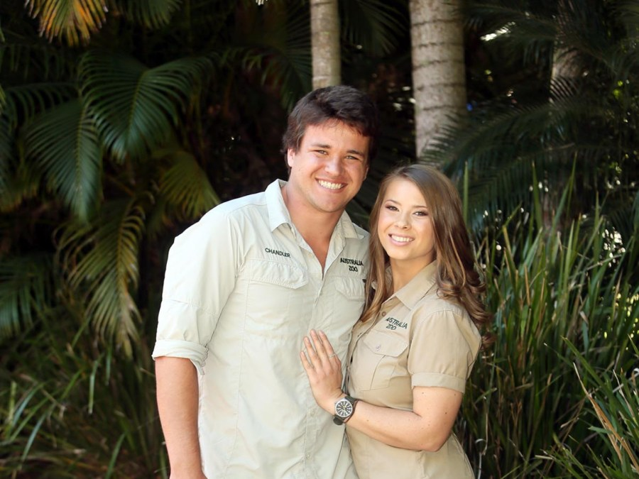 Bindi Irwin Gives Birth, Welcomes Daughter With Chandler ...
