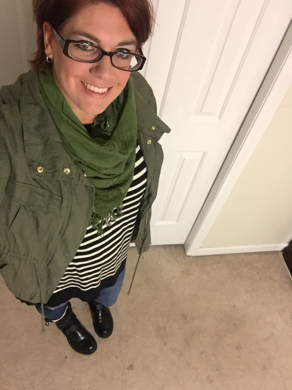 Military Inspired with Real Combat Boots