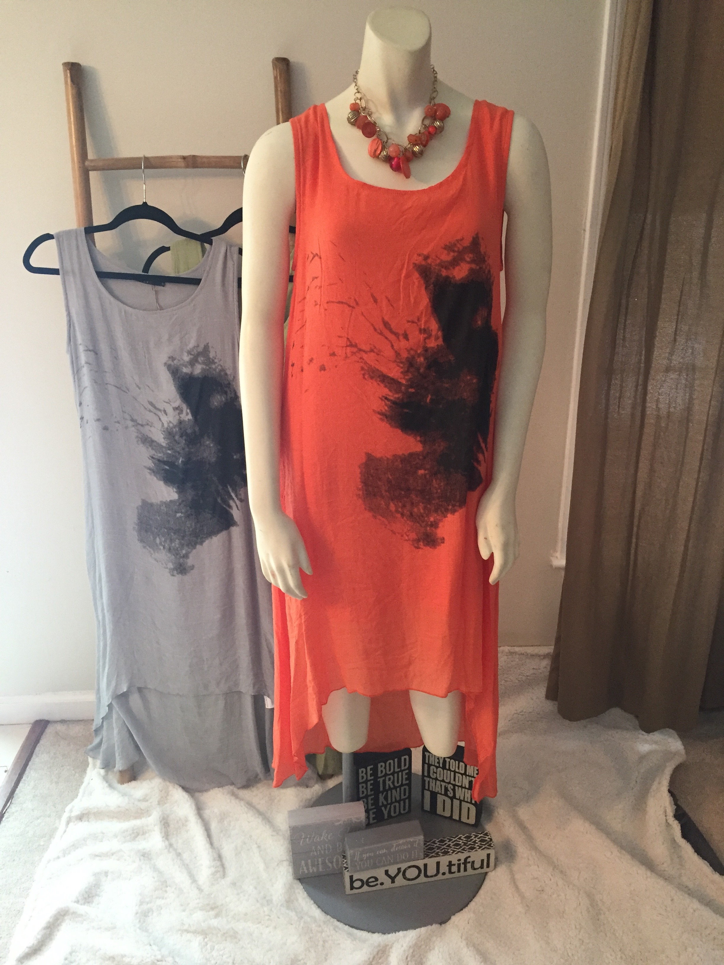 Ink Blot Sundress