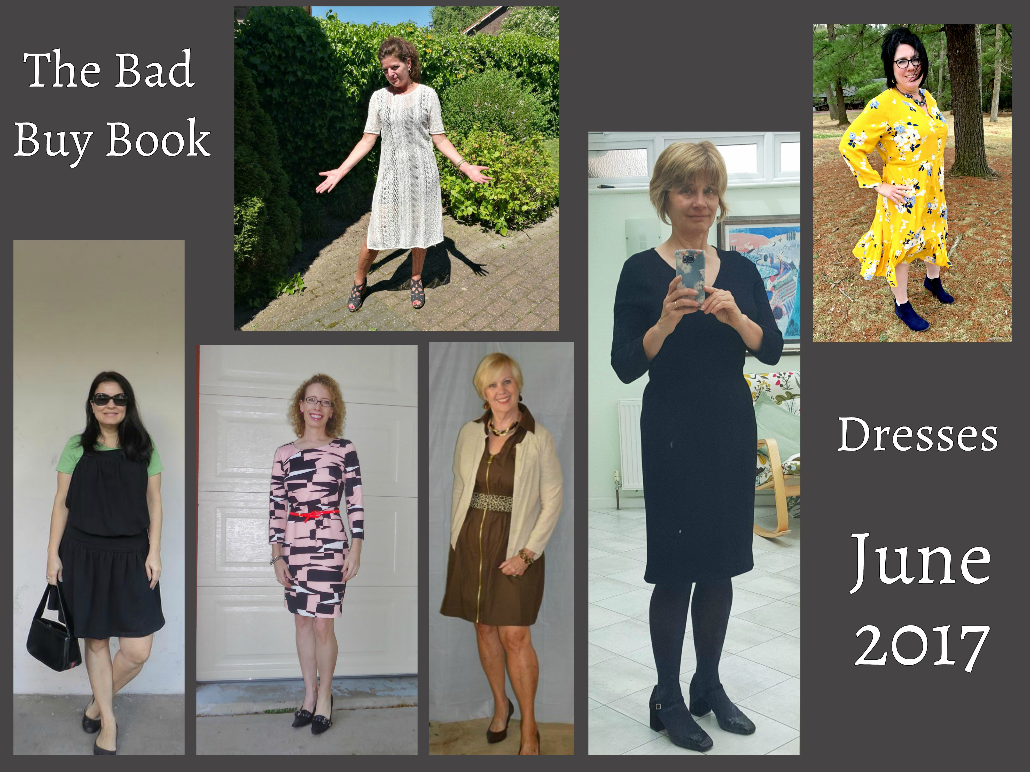The Bad Buy Book-June 2017-Dresses