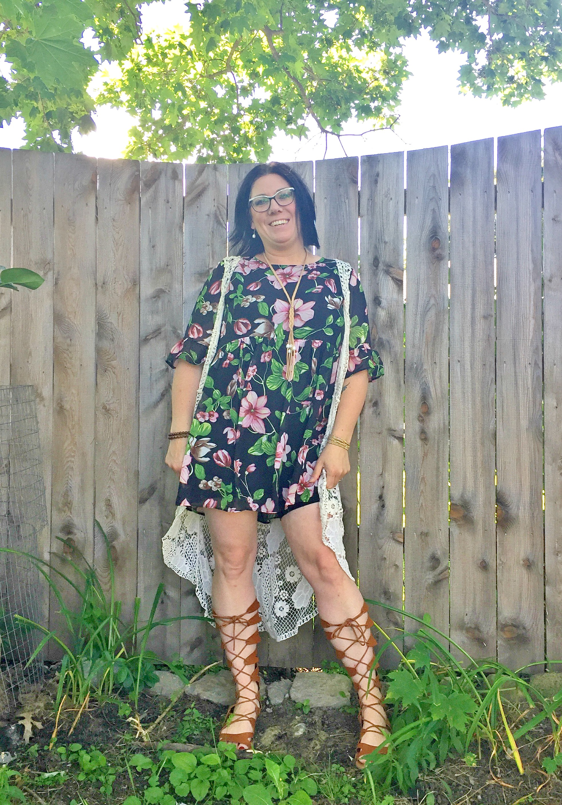 The Zyrtec Itchies & A Zaful Dress