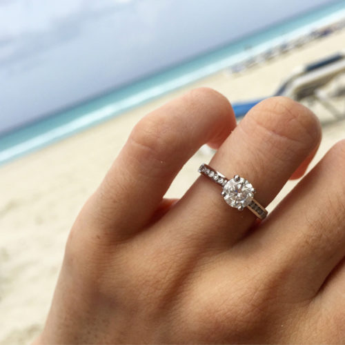 9e6cd1c9a3 The heirloom diamond rings passed down from mother to daughter share a  wealth of family stories. Newer, personally selected designer pieces are  perfect for ...