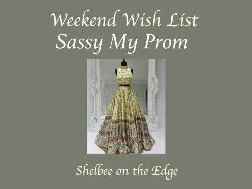 90ede1a44de I want to introduce you all to a new collaboration with Sassy My Prom which  is an online retailer specializing in special occasion dresses as well as  ...