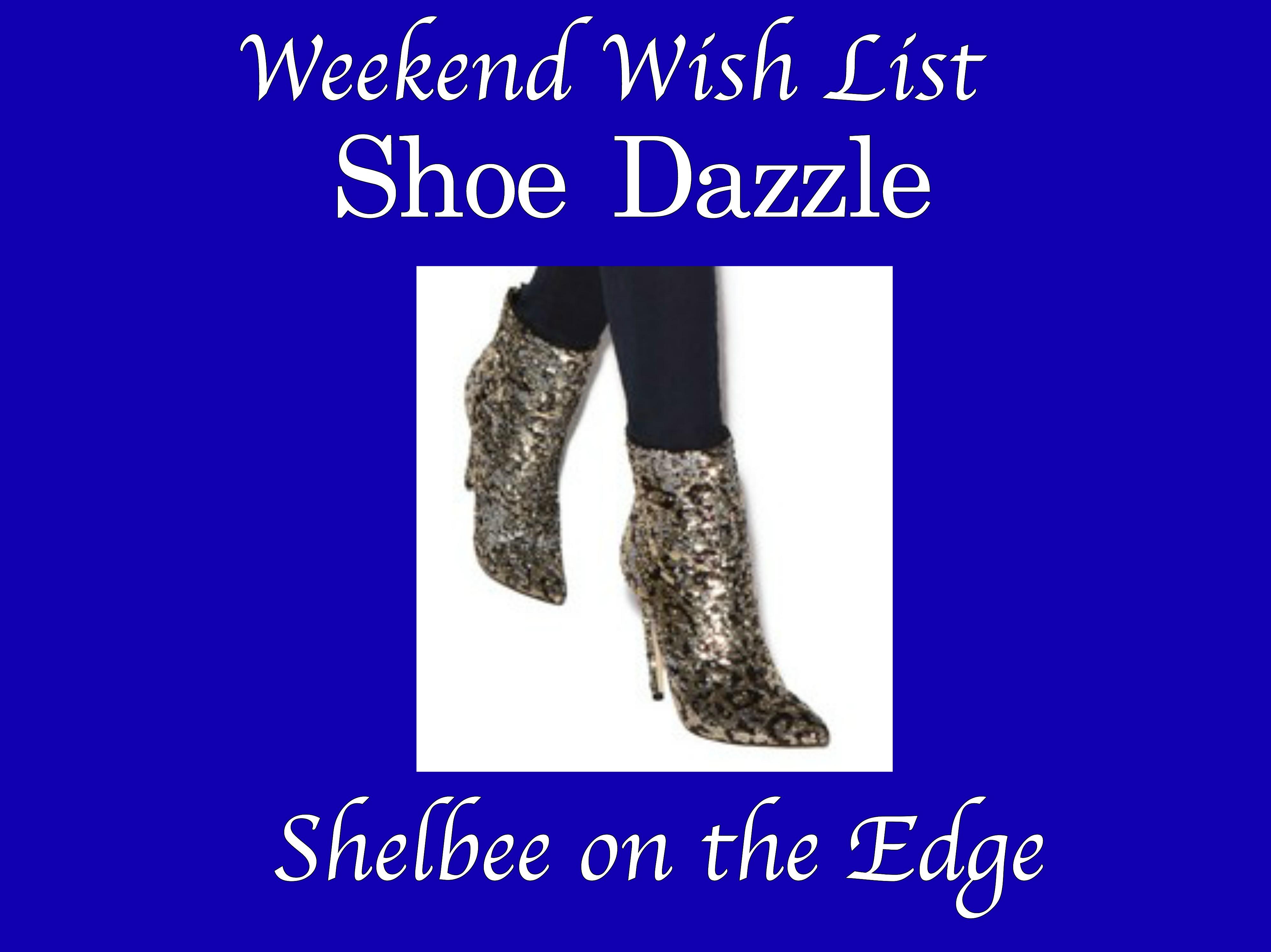 Weekend Wish List: Shoe Dazzle
