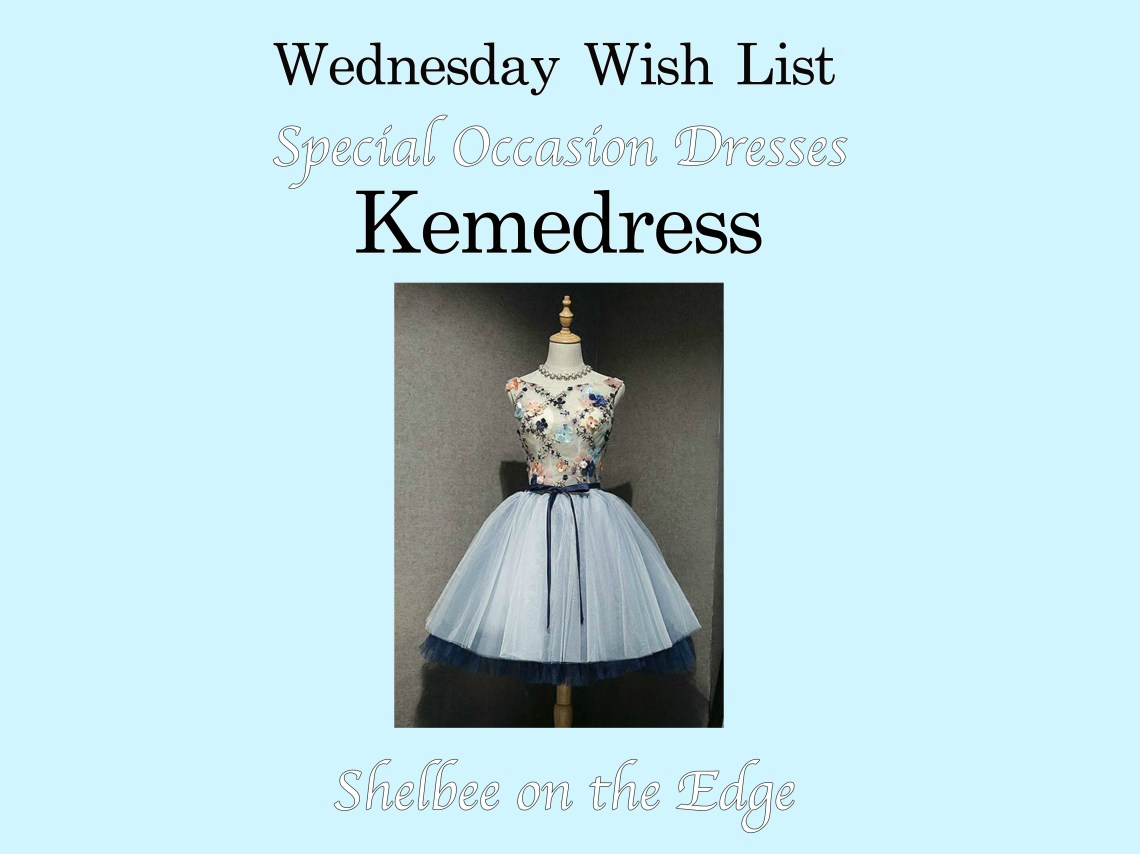 Wednesday Wish List: Kemedress Special Occasion Dresses – Shelbee ...