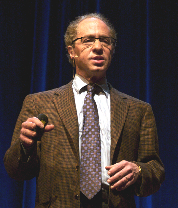 "Ray Kurzweil has shown that our technology is now doubling its capabilities every year. This exponential growth in the form of 1, 2, 4, 8, 16, 32, 64, 128, 256, 512, 1024, 2048, 4096, 8192, 16384, 32768, 65536, 131072, 262144, 524288, 1048576, etc. clearly shows that though the pace begins slowly, there is massive change packed into the last few years of any sample period of time. In other words, it sneaks up on you. Computer processing power will increase 1000+ fold during the next decade, one million fold over the next two decades, and a billion fold in three decades. Considering the current power of our computers, a billion-fold increase in computational power is almost unimaginable. This will lead to presently unimaginable applications for this abundance of inexpensive computer power. As processing power grows, the mass and volume of physical material required will also shrink significantly. These trends have steadily progressed at a slowly increasing, exponential pace since before the first electronic computer, and will continue until we run hard up against the atom (and ultimately the Singularity.) Smaller than both of its predecessors, the minicomputer and microcomputer, the term ""nanocomputer"" refers simply to a computer constructed of nanometer-scale components. An entire nanocomputer itself may be microscopic. The only technology that is required to build nanocomputers, once again, is the molecular assembler."