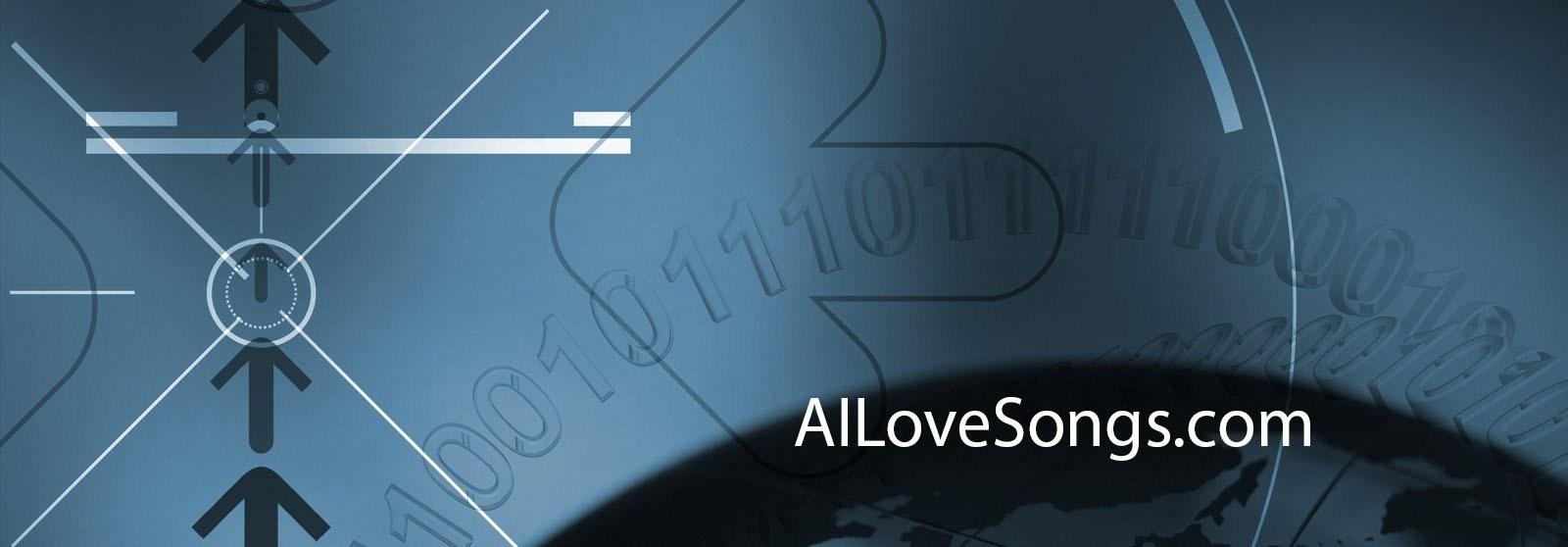 AI Love Songs by Zoe Keen AKA Shelby B. Craft of www.shelbycraft.com