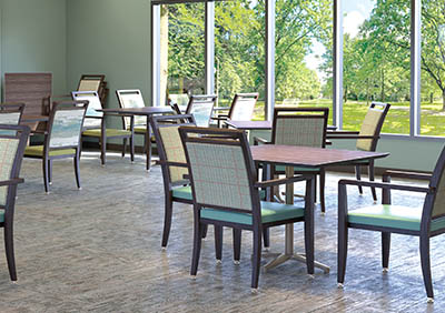 chair design restaurant morris reclining antique custom hospitality furniture shelby williams cafe tables