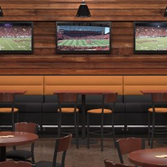 Restaurant Sofa Booth Seating Can You Have Bed Bugs In Your N582 Bar Height
