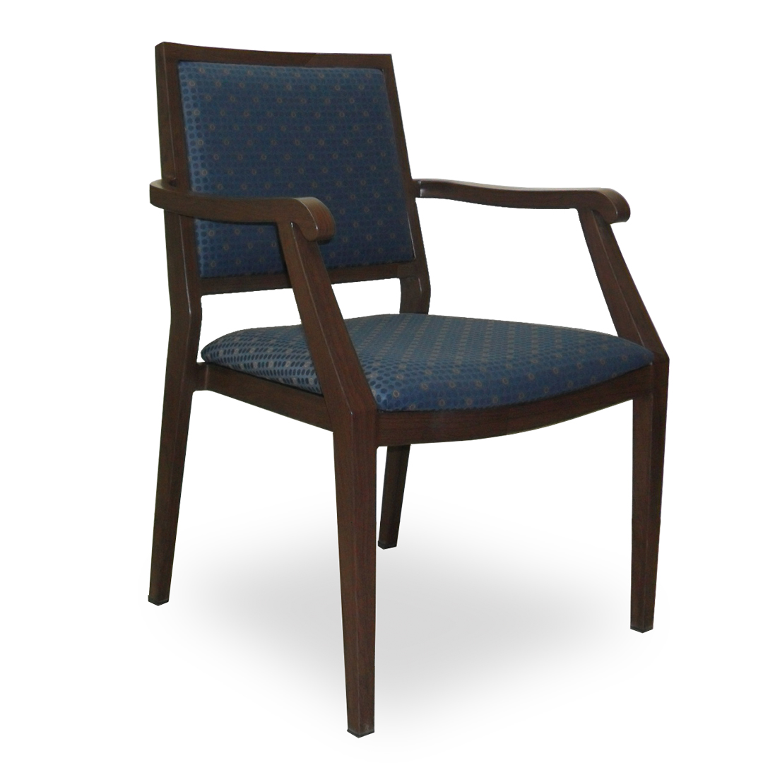banquet chairs with arms for bad lower back 8755 1 aluminum stacking arm chair