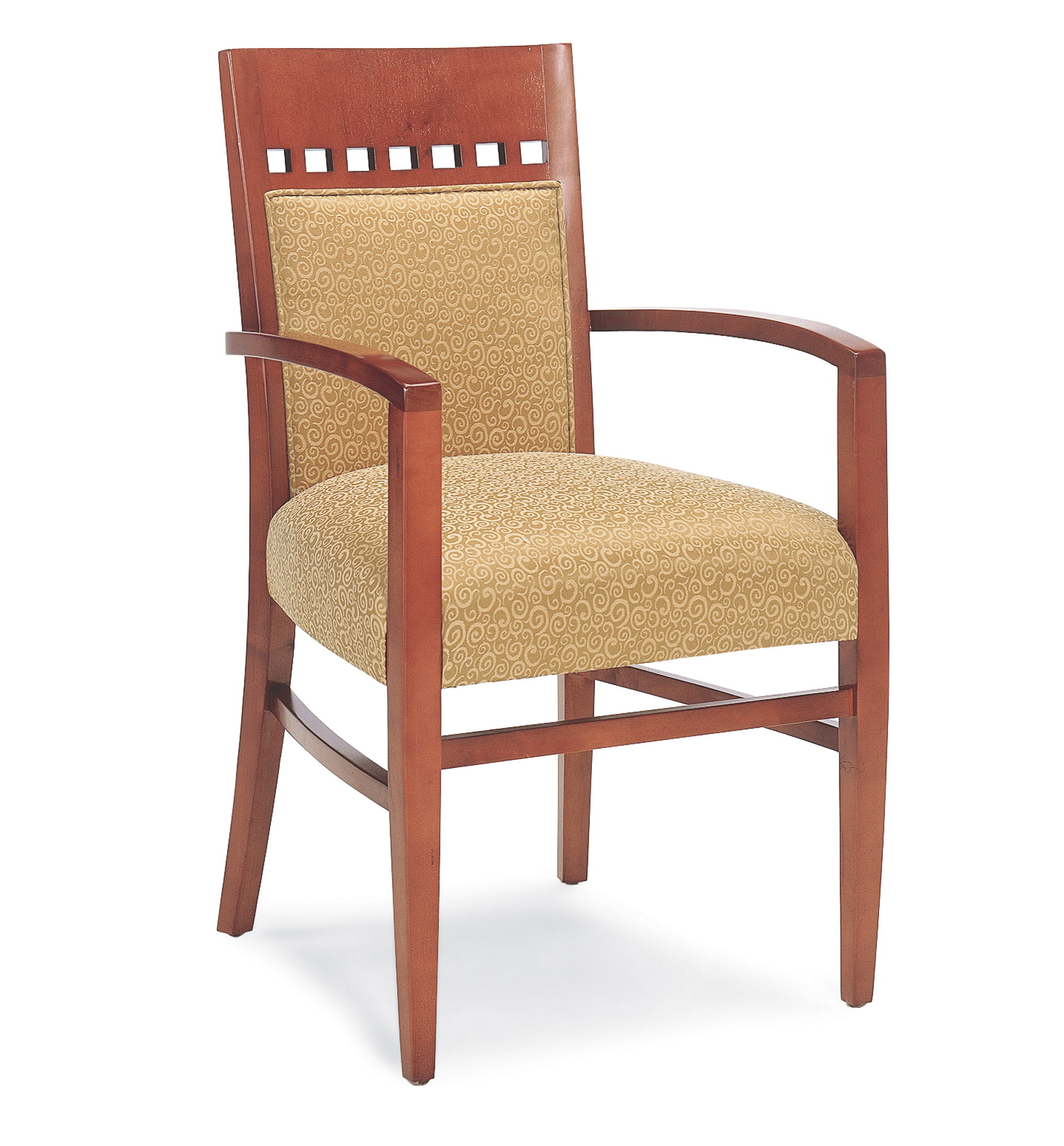 wooden chairs with arms india pink office south africa t 2985 wood arm chair