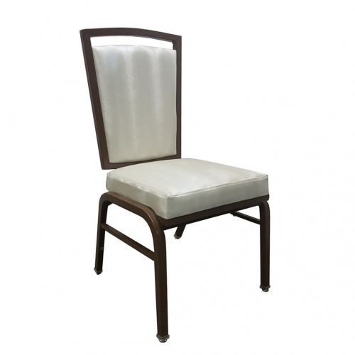 standard banquet chairs white directors metal seating aluminum action back chair