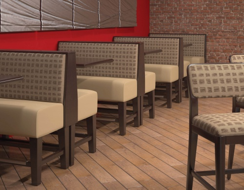 M582 Booths  Banquettes