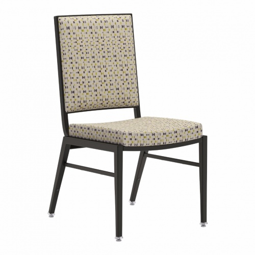 standard banquet chairs chair cover hire manchester uk metal seating stack 8310