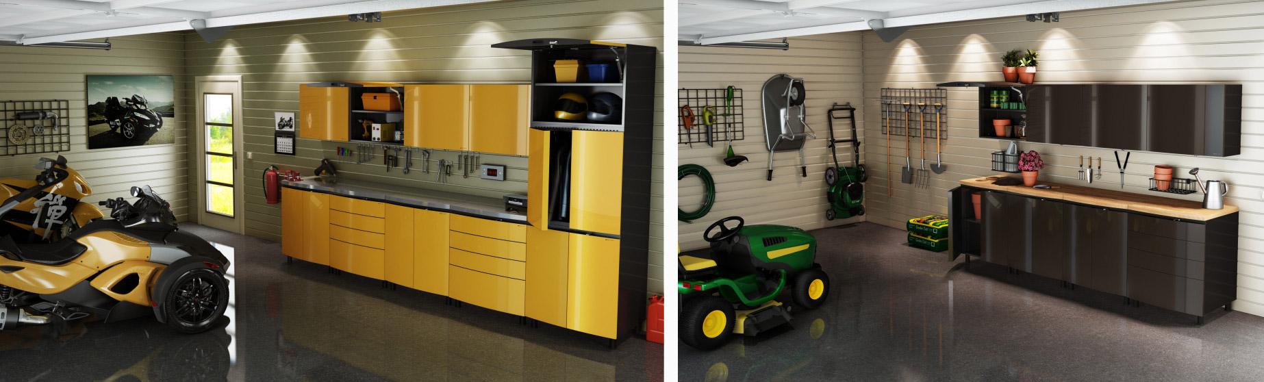 Metal Garage Cabinets Pittsburgh Pa Garage Storage Organization