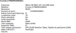 OS X SSD
