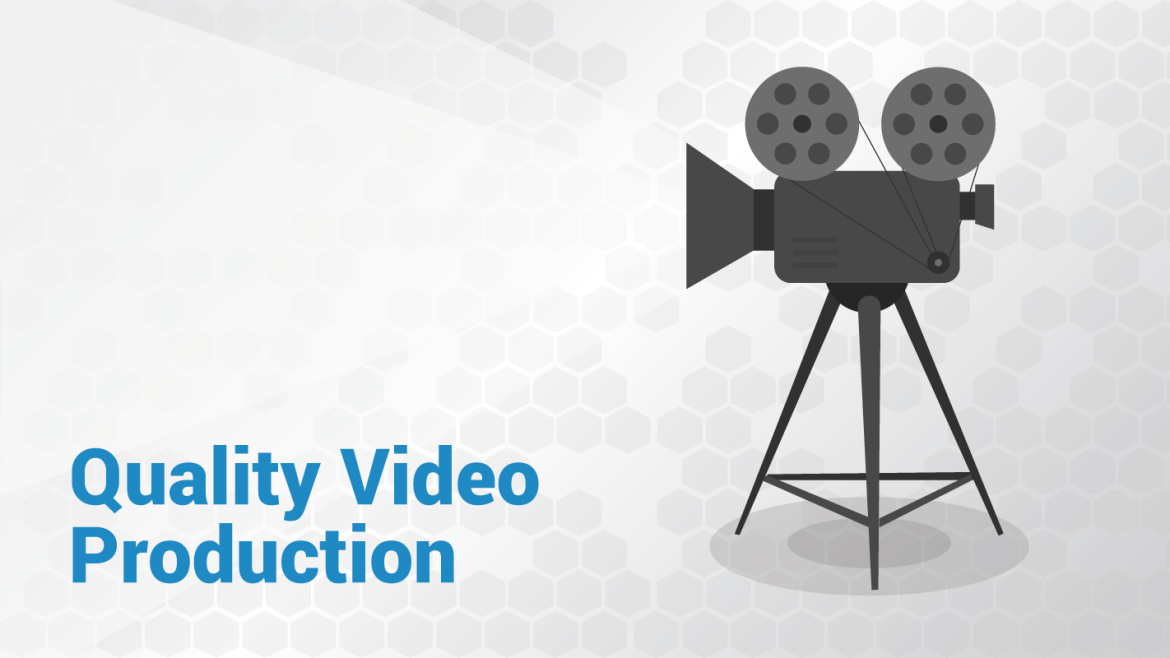 2018 Marketing Trends - High Quality Video Production