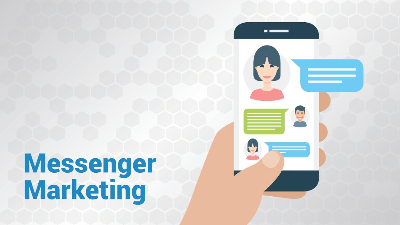 2018 Marketing Trends Facebook Messenger Marketing