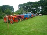 Vintage Tractors