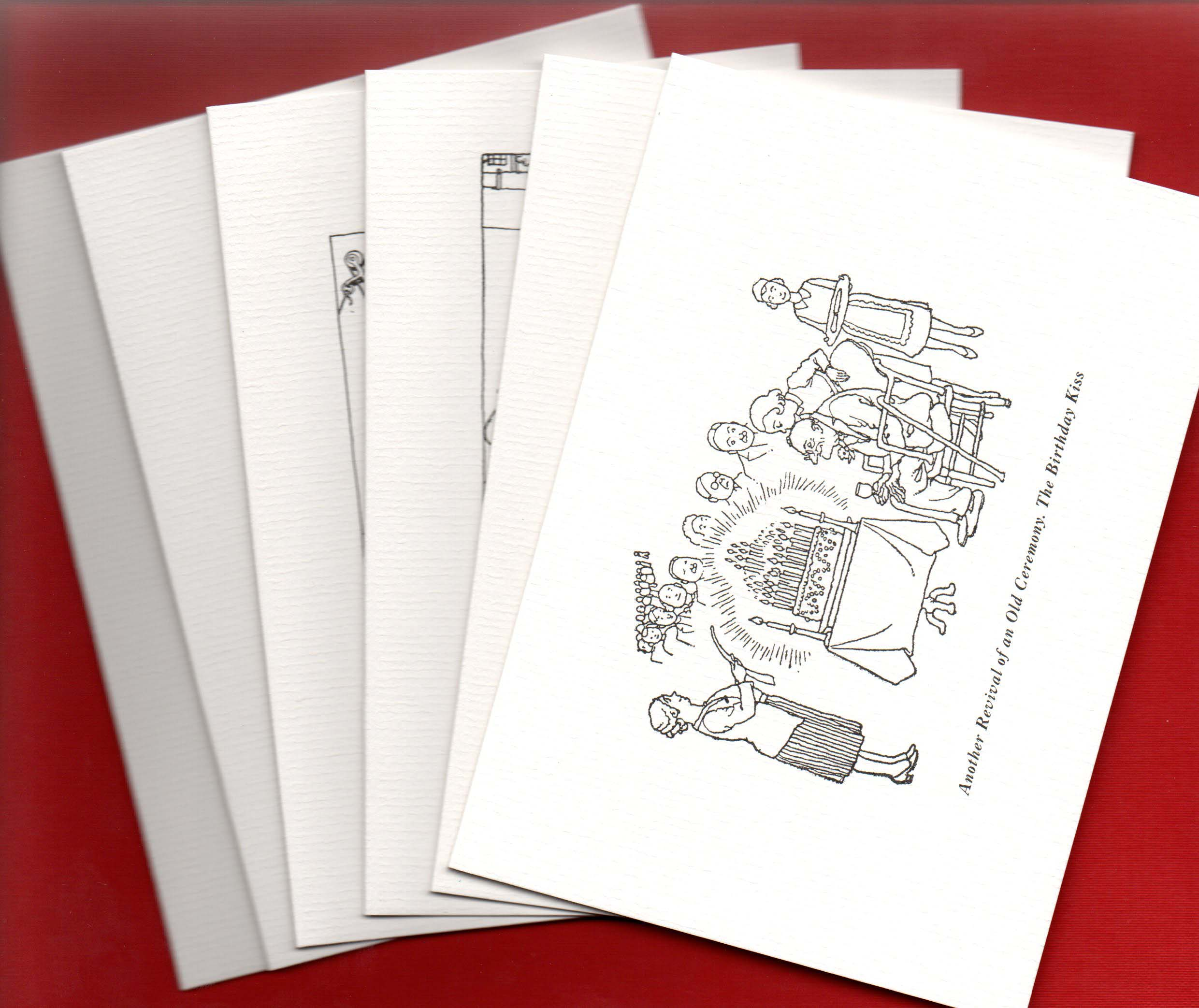 Heath robinson greetings cards sheldrake press heath robinson greetings cards kristyandbryce Images