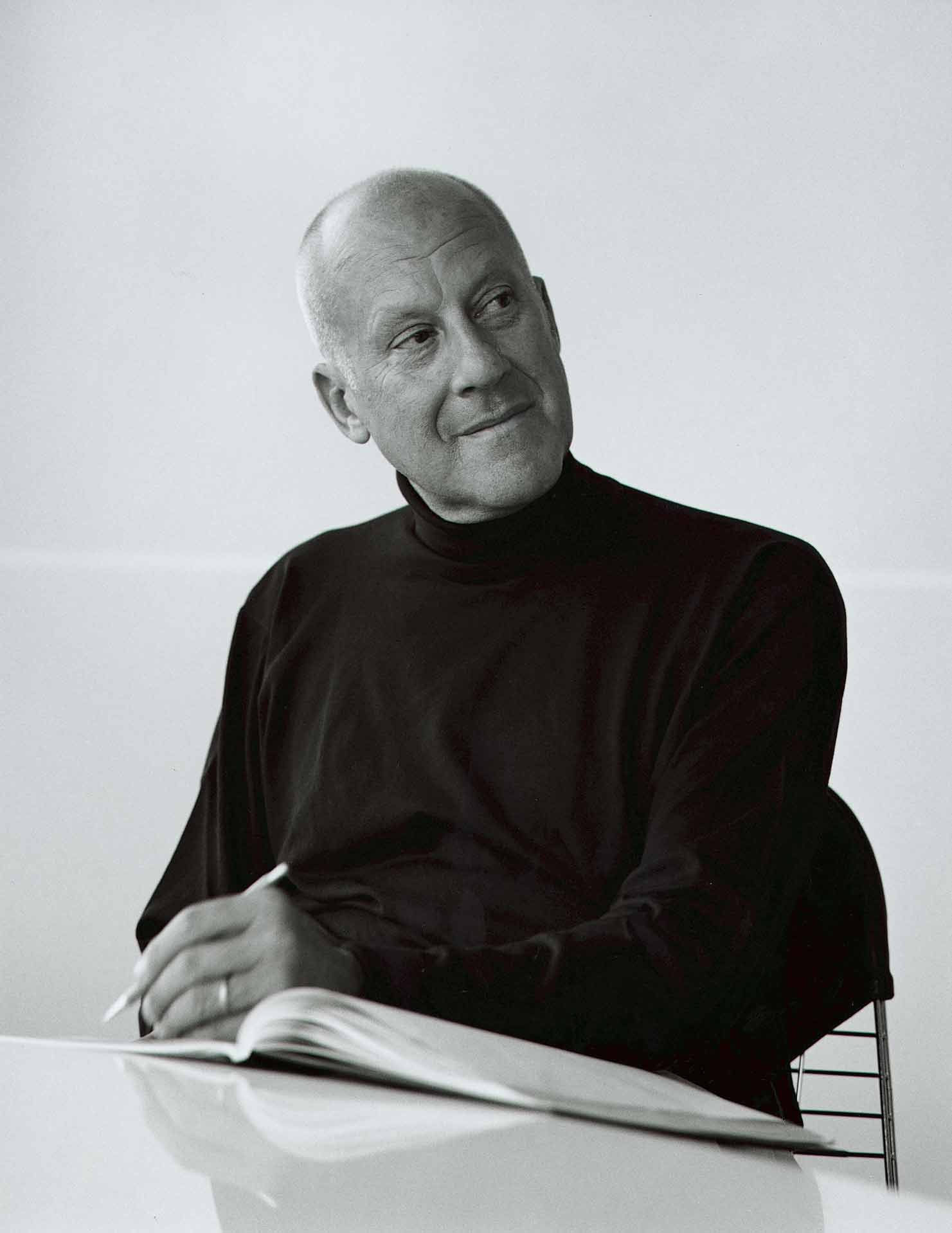 Design Interests of Norman Foster