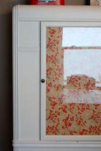 FABRIC FOR A CABINET DOOR SPEAKER  Cabinet Doors