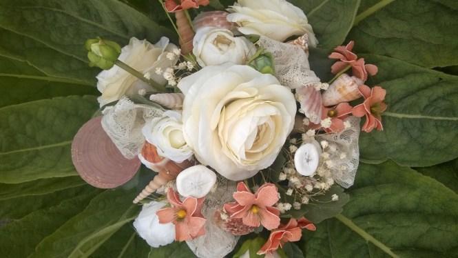 Rose Quartz And Serenity Bouquet 2