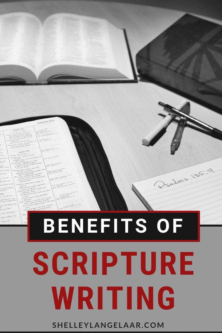 Scripture Writing – What Is It? – Ways To Implement It