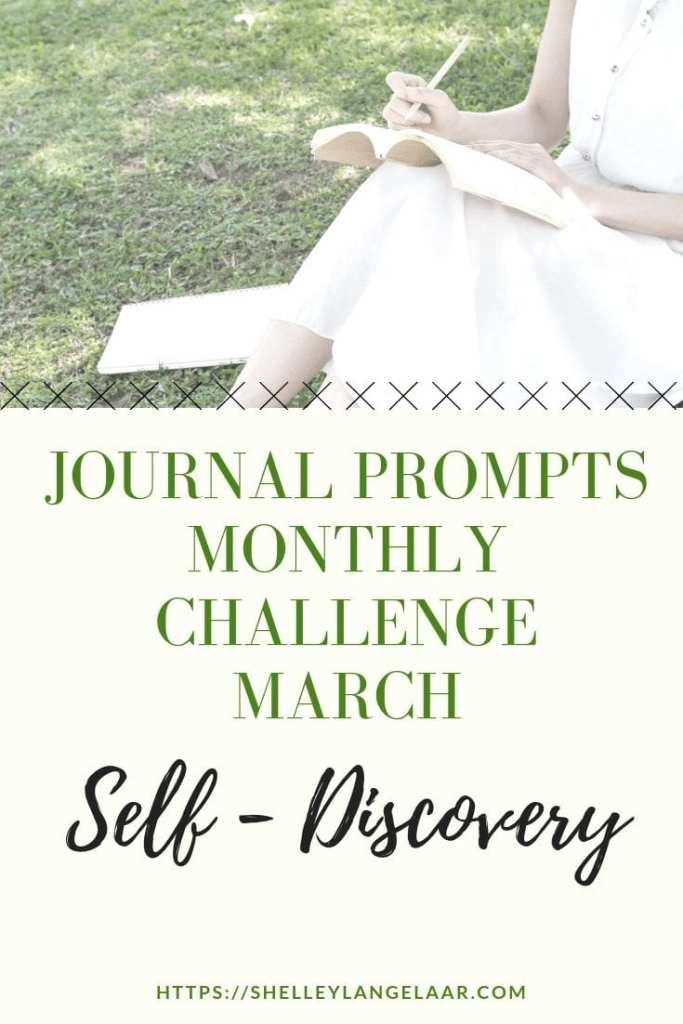 Self-awareness Journal Prompts