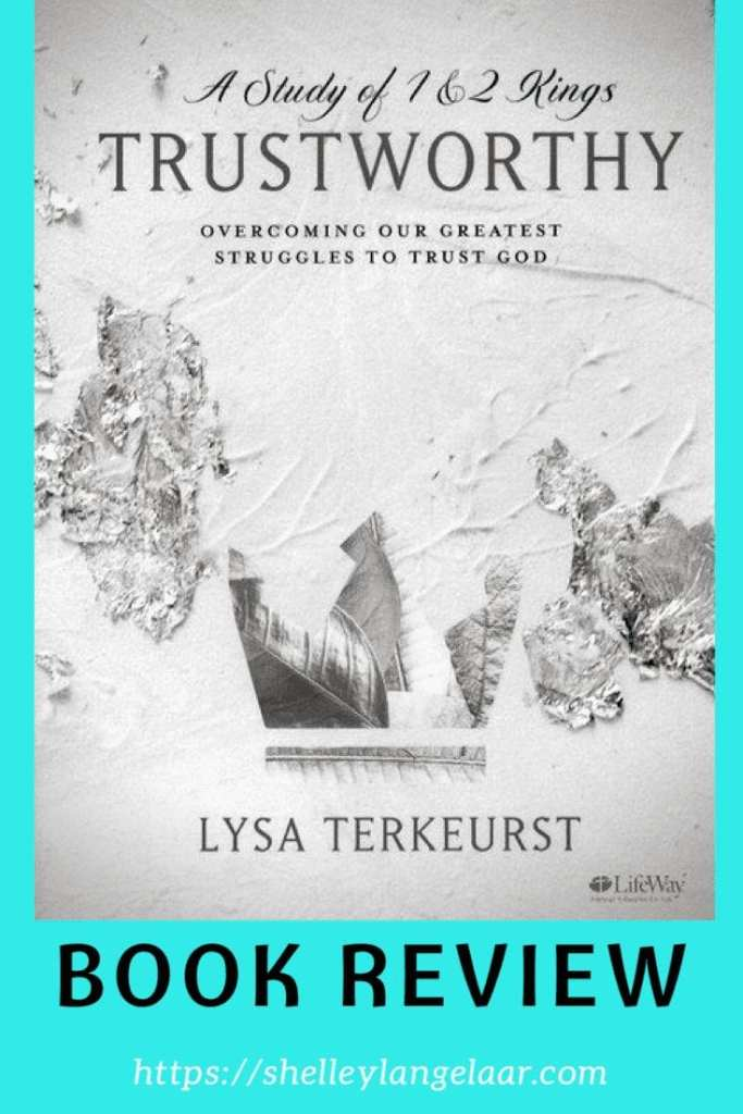 Book Review - Trustworthy by Lysa Terkeurst