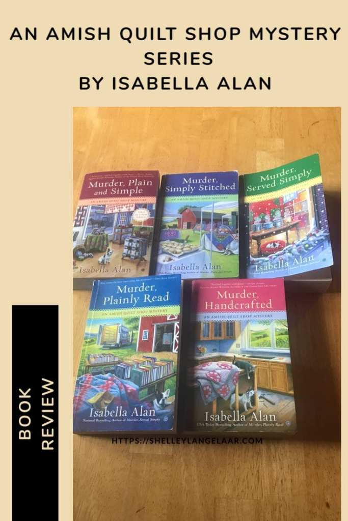 Cozy mystery - An Amish Quilt Shop