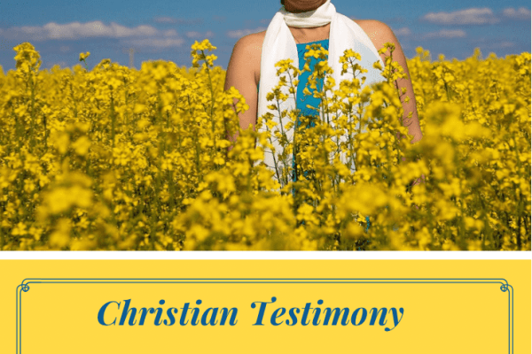 Freedom from yoga - christian testimony