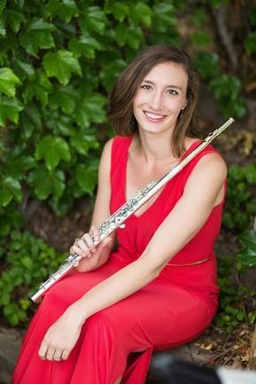 Shelley Martinson Flute  Biography
