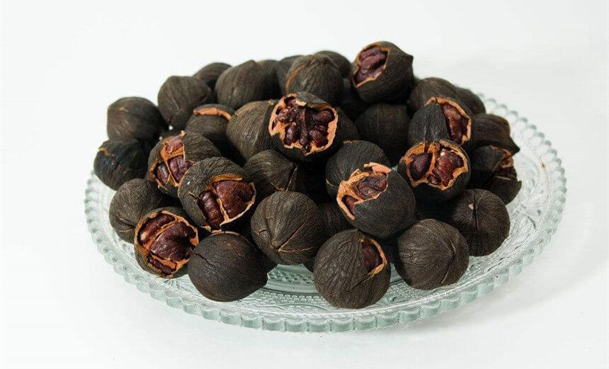 How to Process Black Walnuts Processing Black Walnuts