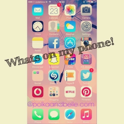 Whats on my Phone?