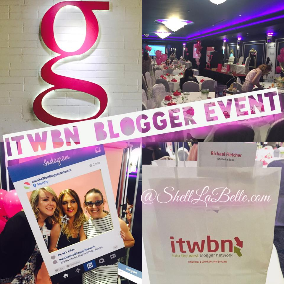 My first ITWBN Blogger Event