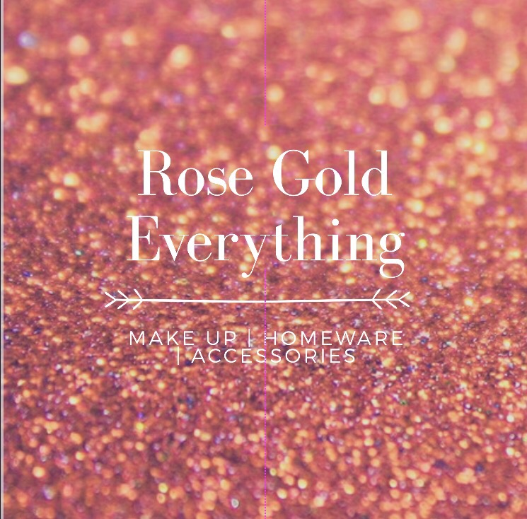 Rose Gold Trend | Who doesn't love it