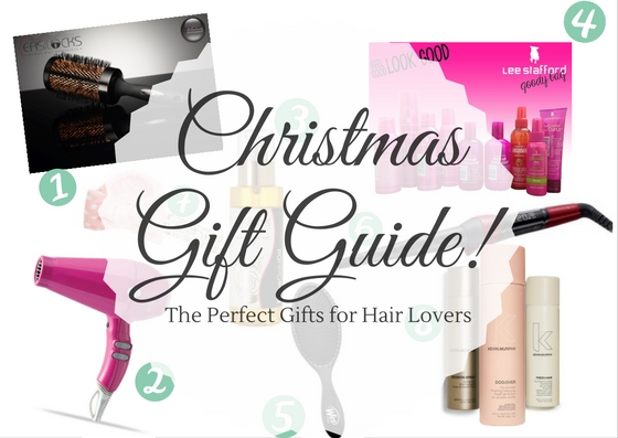 Christmas Gift Guide: The Perfect Gifts for Hair Lovers