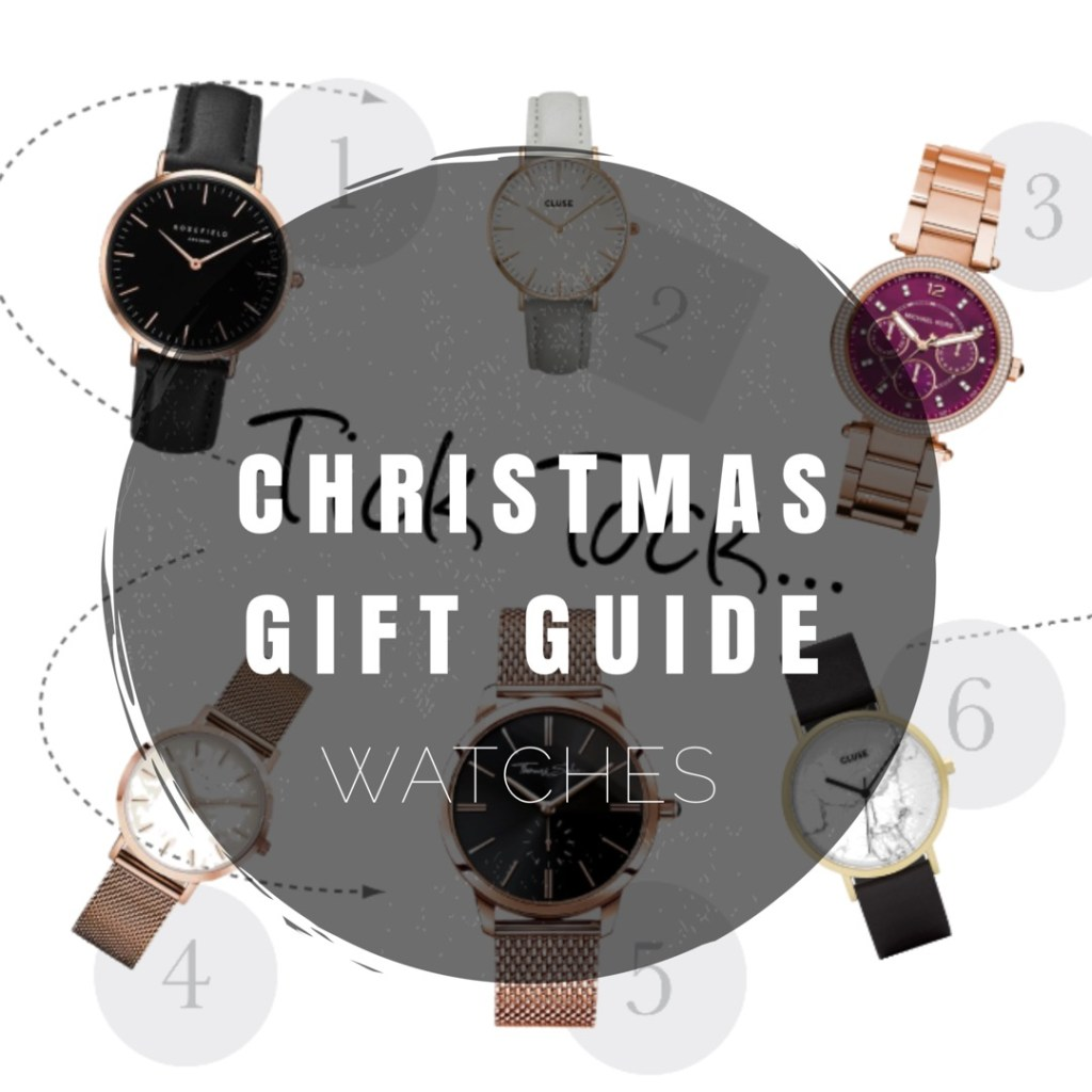 Christmas Gift Guide   Watches