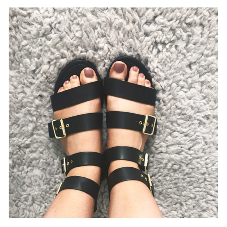 Saturday footwear for more exploring with the fam asos saturdayhellip