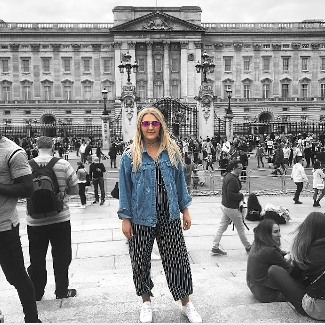 Exploring London saturday buckinghampalace london londonlife instalondon exploring wanderlust stylebloggerhellip