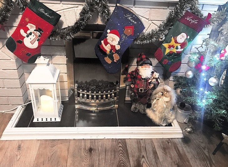 How cute are we christmasstockings sister brother siblings christmas decorationshellip
