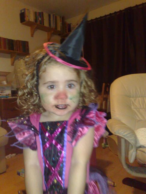 Ella Halloween 2009