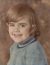 Flashback Friday - A photo of me as a child
