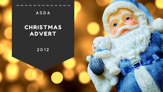 Asda Christmas advert 2012
