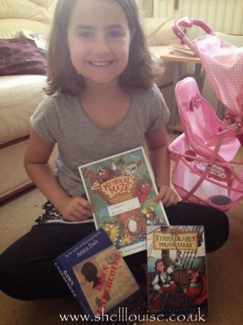 KayCee's Summer bucket list reading challenge