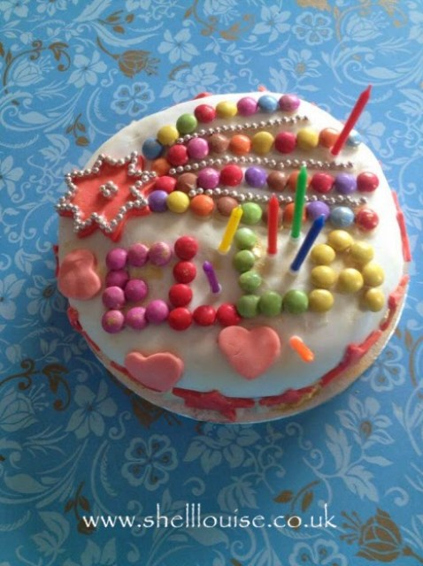 Borthday cakes - this is Ella's