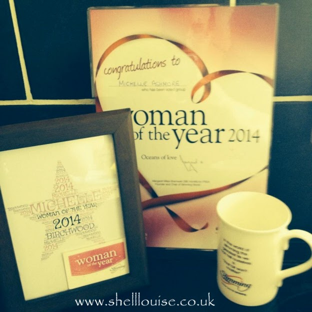 Slimming World Woman Of the Year