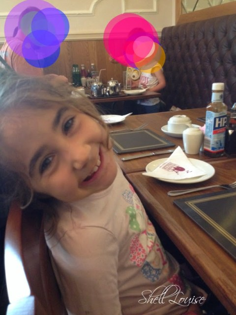 My day in photos - Ella at the Wetherby Whaler