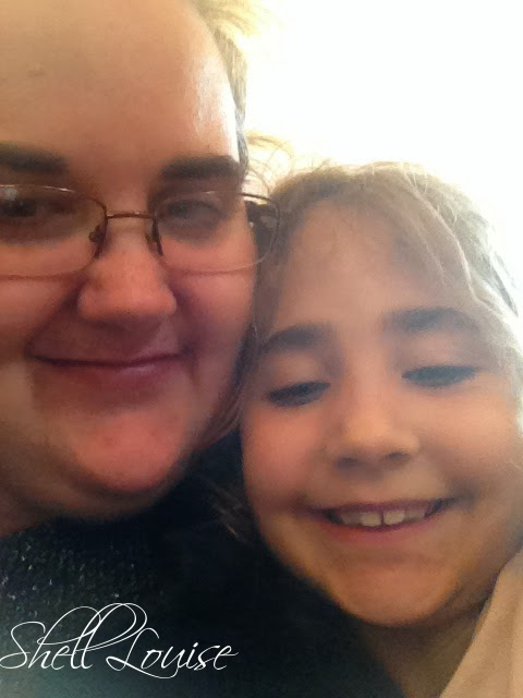 My day in photos - Ella and me at the Wetherby Whaler